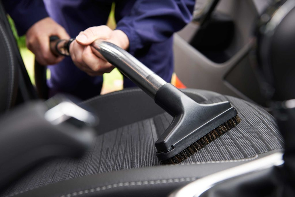 vehicle reconditioning service detail page main image