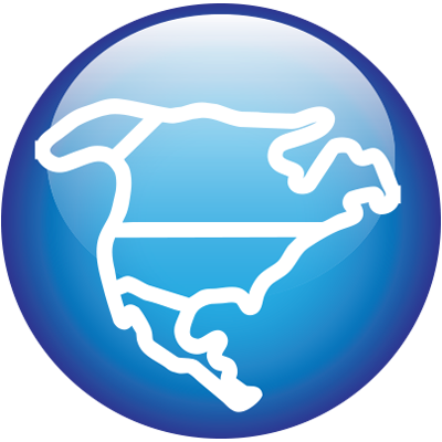 icon united states and canada