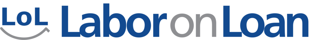 Labor on Loan logo