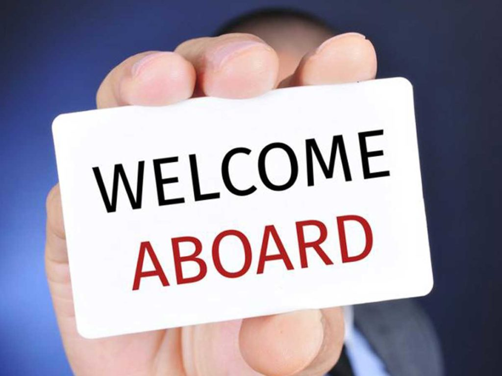 welcome-onboard